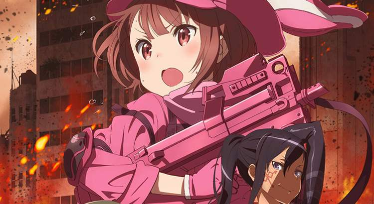 Sword Art Online Alternative Gun Gale Batch Sub Indo